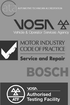 Cayenne Propshaft Replacement VOSA approved station